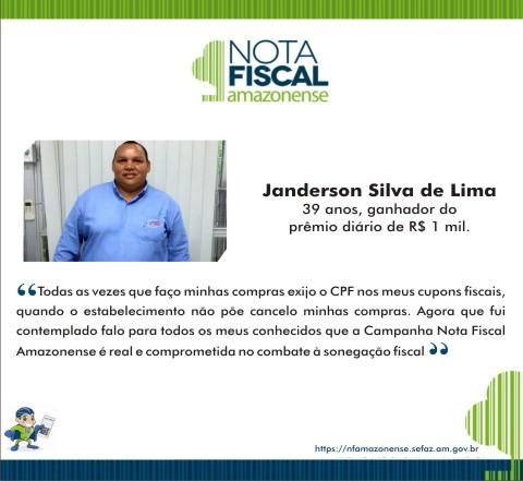 Janderson Silva de Lima