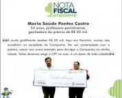Maria Saúde Pontes Castro