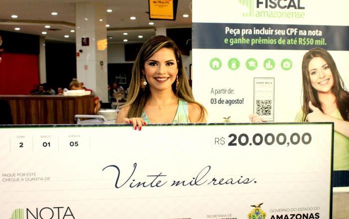 Juliane Cardoso da Silva - 20 Mil