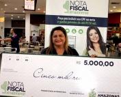 Maria do Perpeto  Socorro Fonseca - 5 Mil