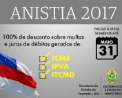 anistia 2017